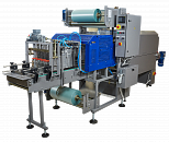 Verpack-A3M (straight)+UT-650 automated packaging complex